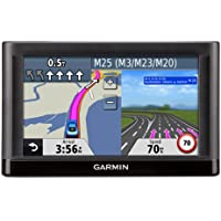 Garmin Nuvi 52 5 inch Satellite Navigation with UK and Ireland Maps