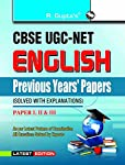 This comprehensive book is specially developed for the candidates of UGC-NET : English Exam. This book includes Previous Papers for the purpose of practice of questions based on the latest pattern of the examination. Detailed Explanatory Answers have...