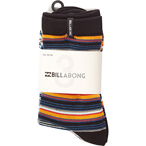 Stripe So 3 Pack Box Socken assorted (Billabong-box)