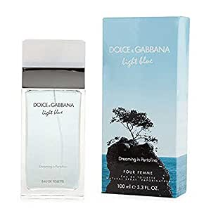 Dolce & Gabbana LIGHT BLUE DREAMING IN PORTOFINO eau de toilette spray 100 ml