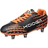 Kooga Junior Control, Boys' Rugby Shoes