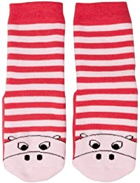 Country Kids Slipper Pig Animal Print Socks