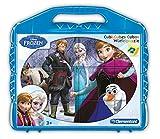 Clementoni 41410.9 - Würfel 12-er Frozen, Klassische Puzzle