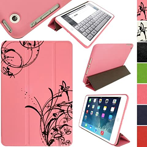 igadgitz 'Cover Mate Plus' Leather Cases for Apple iPad Mini 1st & 2nd Gen