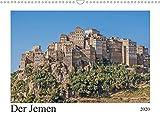 Der Jemen (Wandkalender 2020 DIN A3 quer): Architektur und Landschaft des Jemens (Monatskalender, 14 Seiten ) (CALVENDO Orte) -