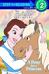 Pony For A Princess (Turtleback School & Library Binding Edition) (Disney Princess (Pb)) by Andrea Posner-Sanchez (2002-11-01)