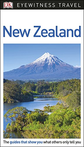 DK Eyewitness Travel Guide New Zealand (English Edition)