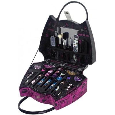 Monster High - Bolso maquillaje con pintalabios y accesorios (Markwins) por Markwins