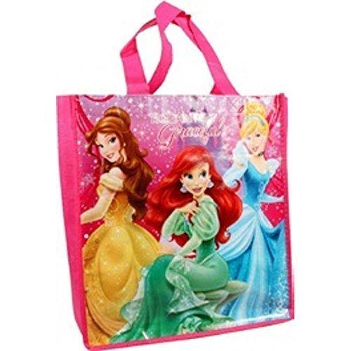 ink mit Arielle, Cinderella und Belle 32 x 34 x 11 cm (Disney Tragetasche)