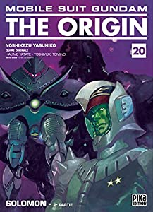 Mobile Suit Gundam - The Origin Edition simple Tome 20