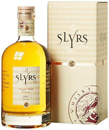 Slyrs Bavarian Single Malt Whisky mit Geschenkverpackung (1 x 0.7 l)