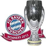 FC Bayern München - Pin UEFA Super Cup Sieger 2013