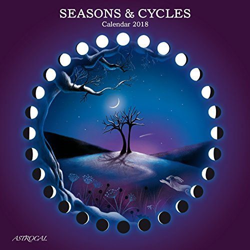 Seasons & Cycles MOON CALENDAR 2018