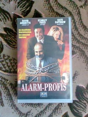 Alarm-Profis [Verleihversion] [VHS]