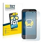 BROTECT Schutzfolie kompatibel mit Phicomm Clue M [2er Pack] klare Bildschirmschutz-Folie
