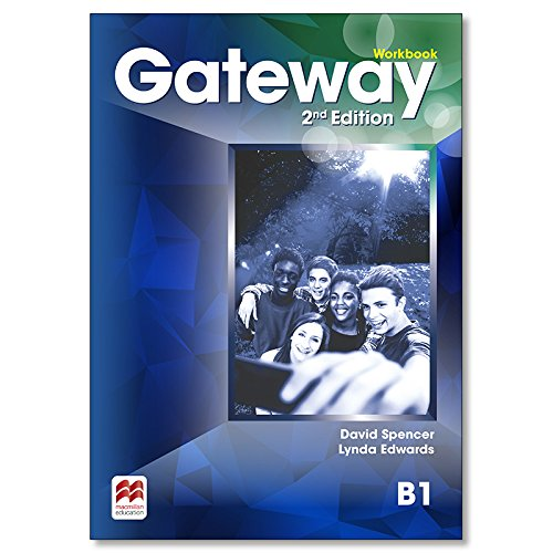 GATEWAY B1 Wb 2nd Ed (Gateway 2nd Edition) por D. SPENCER