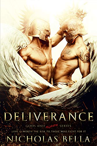 Deliverance: Book Three Finale (Gods and Slaves Series 3) (English Edition)
