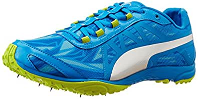 Puma Haraka XCS V2 Cross Country Running Spikes - 10 Blue