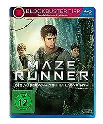 Maze Runner (Blu-ray) - Variou