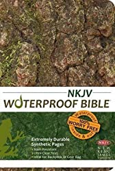 [(Waterproof Bible-NKJV-Camouflage)] [Created by Bardin & Marsee Publishing] published on (August, 2013)
