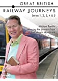 Great British Railway Journeys - Complete Series 1-5 (23 disc box set) [DVD]
