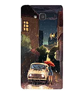 EPICCASE monsoon Mobile Back Case Cover For Mi Redmi 2s (Designer Case)
