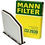 Mann+Hummel CU2939 Filtre à air - Habitacle pour voiture