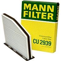 Mann Filter CU2939 Filtro Aire Habitáculo