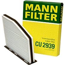 Mann Filter CU 2939 -  Filtro, Aria Abitacolo