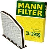 Mann Filter CU 2939 Innenraumfilter