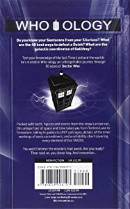 Doctor Who: Who-ology (Dr Who) from BBC Books