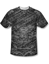 Superman - - Hommes Soumettre T-shirt