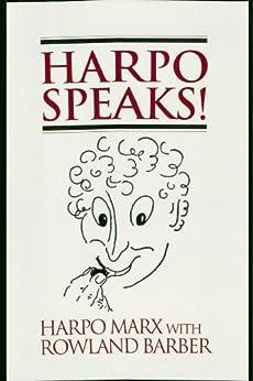 Harpo Speaks! di [Marx, Harpo, Barber, Rowland]