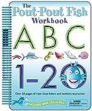 The Pout-Pout Fish Wipe Clean Workbook ABC, 1-20 (Pout-Pout Fish Adventures)