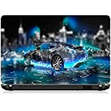 3D Stunner Car 15.6 Inch Laptop Skin by shopmillions
