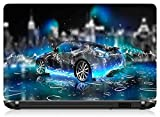 3D Stunner Car 15.6 Inch Laptop Skin by ...
