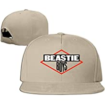 Yhsuk Beastie Boys Unisex Fashion Cool Adjustable Snapback Baseball Cap Hat  One Size Natural 269dd061e323