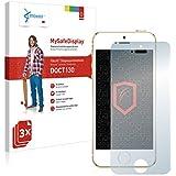 3x Vikuiti MySafeDisplay Protector de Pantalla DQCT130 de 3M para Goophone i5s