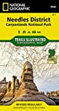 Needles District: Canyonlands National Park (National Geographic Trails Illustrated Map, Band 311)