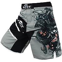 Pantalones Pantalón Samurai MMA UFC Boxeo Shorts Artes Marciales Crossfit TALLA L