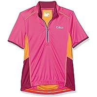 CMP 3C89554t chaqueta niño, color rosa brillante, tamaño XXL