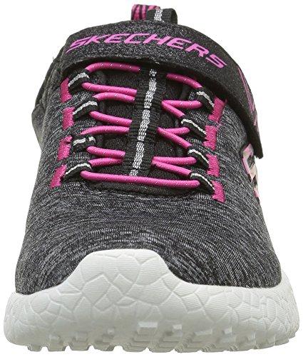 Skechers - Burst Equinox, Sneaker Bambina Nero