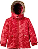 Fort Collins Girls' Regular Fit Jacket (10225_Red_30 (10-11 Years))