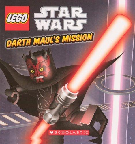 Portada del libro Darth Maul's Mission (Turtleback School & Library Binding Edition) (Lego Star Wars) by Ace Landers (2011-09-01)