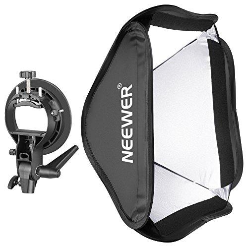 Neewer Plegable 60x60 centímetros Difusor Tipo-S