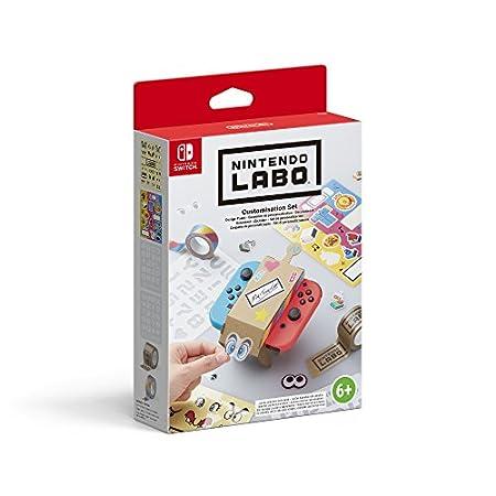 Nintendo Labo: Customisation Set (Nintendo Switch) (Nintendo Switch)