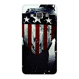 Premier Strong Back Designer Back Case Cover for Galaxy A3