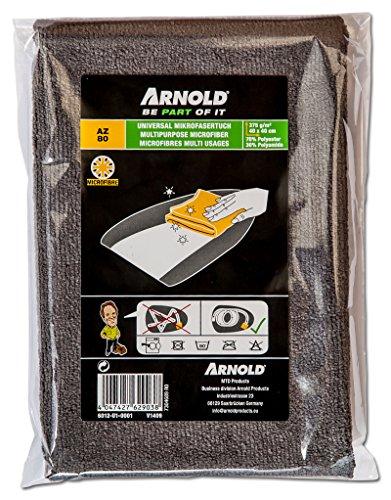 Preisvergleich Produktbild Arnold 6012-U1-0001 Hochwertiges Mikrofasertuch, 375 g/m², 40 x 40 cm