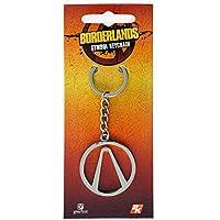 Borderlands Metal Keychain Symbol Other Keyrings