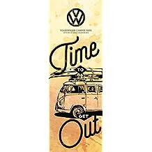 VW Camper Vans Official Slim 2018 Calendar